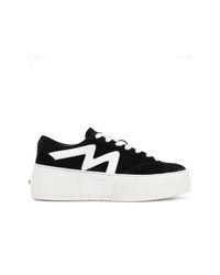 MSGM Platform Sole Sneakers