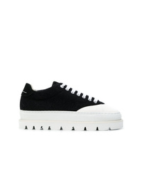 MM6 MAISON MARGIELA Ridged Sole Sneakers