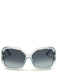 Chloé Chlo Cutout Temple Oversize Sunglasses