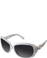 Southpole South Pole Chain Detail Rectangular Sunglasses