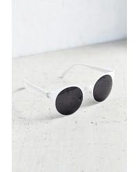 UO Cutout Round Sunglasses