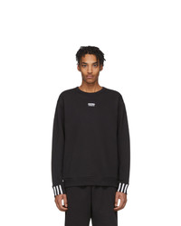 adidas Originals Black Vocal Sweatshirt