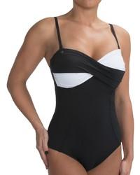 Lole Bonaire One Piece Swimsuit Upf 50 Removable Straps