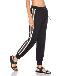 Lovers + Friends Work By On The Line Track Pant