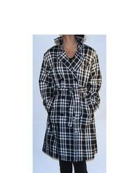Black and white trenchcoat original 9146956