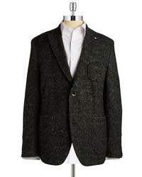 Bugatti Two Button Tweed Blazer