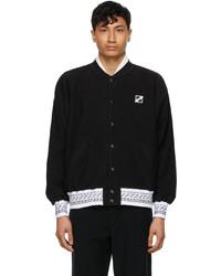 We11done Black Washed Jacket