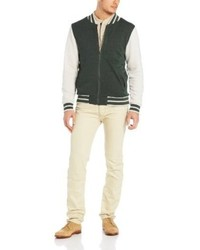 Threads 4 Thought Varsity Jacket