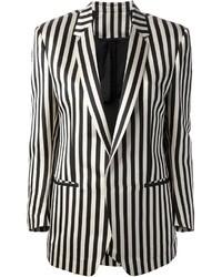 Petar petrov striped blazer medium 25510