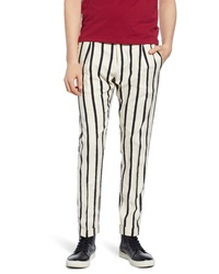 Scotch & Soda Blake Pleated Straight Leg Chinos
