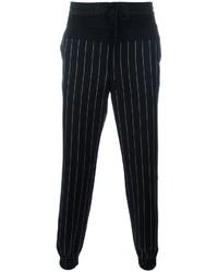 Juun.J Striped Trousers