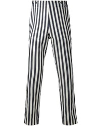 TOMORROWLAND Striped Trousers