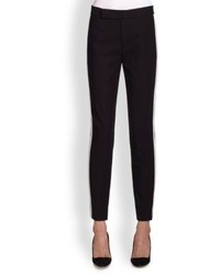 Ralph Lauren Black Label Diane Side Stripe Pants