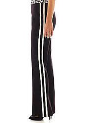 jcpenney Worthington Tuxedo Striped Bootcut Pants Tall