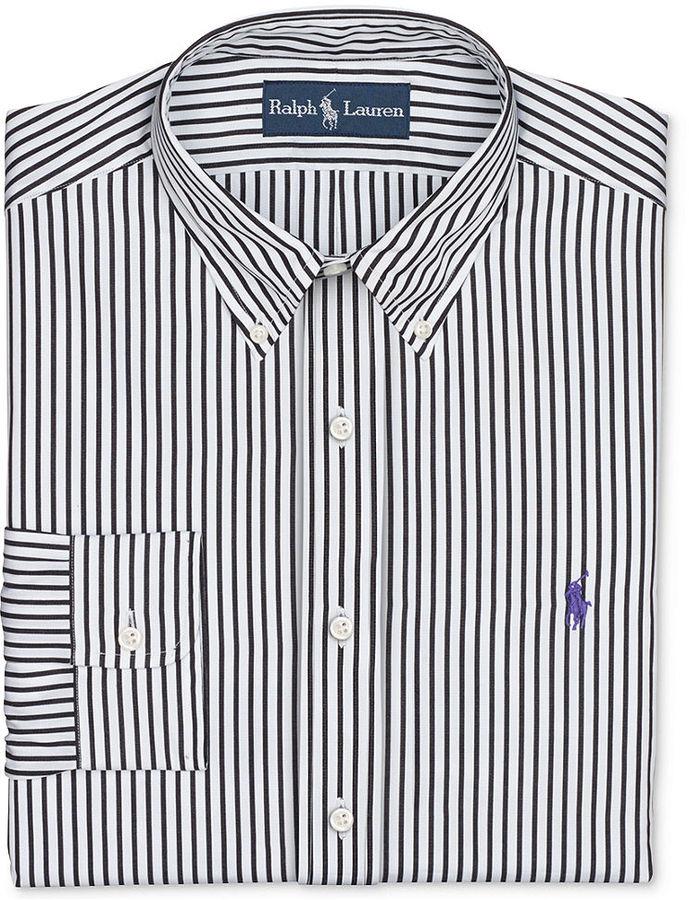 Black And White Ralph Lauren Shirt