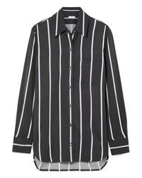 Equipment Bradner Striped Twill Shirt