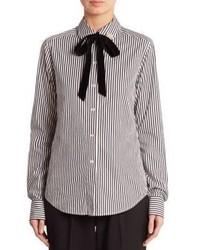 Marc Jacobs Striped Poplin Shirt