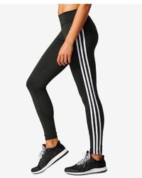 adidas Climalite D2m Three Stripes Long Leggings