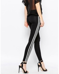adidas e stripe leggings