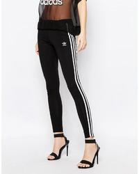 adidas Originals Adicolor Leggings With 3 Stripe