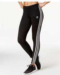adidas Originals Logo Striped Leggings