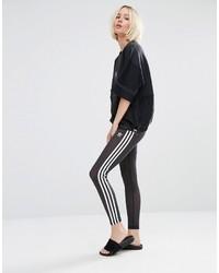 adidas Originals Mesh Three Stripe Leggings