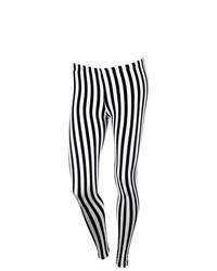 PDS Online Sexy Vertical Striped Leggings Pants Legwear