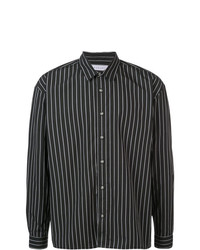 The Celect Striped Long Sleeve Shirt