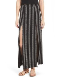Clothing instinct maxi skirt medium 1252984
