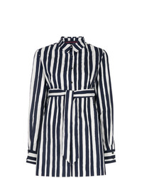 Martin Grant Striped Playsuit