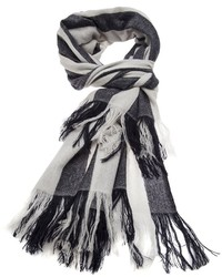 Denis colomb stripe scarf medium 116034