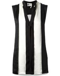 Lanvin striped top medium 309397
