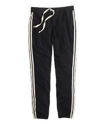 J.Crew Double Stripe Sweatpant