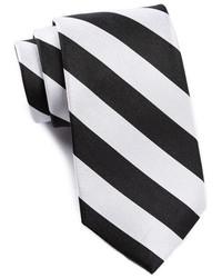 Ben Sherman Stripe Silk Tie