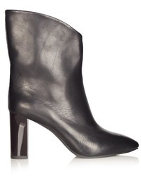 Acne Studios Ava V Cut Ankle Boots