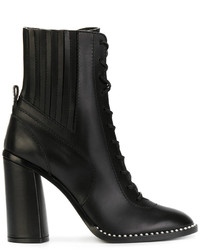 Casadei City Rock High Ankle Boots