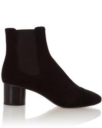Isabel Marant Dan Block Heel Ankle Boots