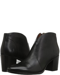 Frye Nora Zip Short Boots