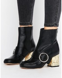 Asos Rhoden Ankle Boots