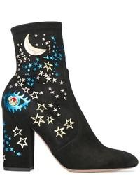 Valentino Garavani Astro Couture Ankle Boots
