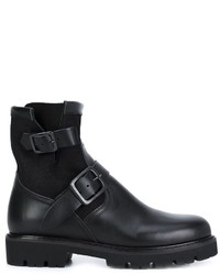 Y's Ankle Boots