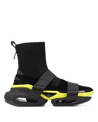 Balmain B Bold High Top Sneakers