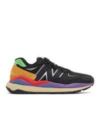New Balance Black 5740 Sneakers