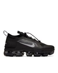 Nike Black Air Vapormax 2019 Sneakers