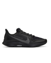 Nike Black Air Zoom Pegasus 36 Shield Sneakers