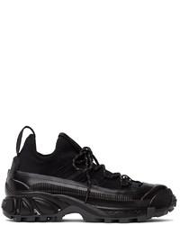 Burberry Black Arthur Sneakers
