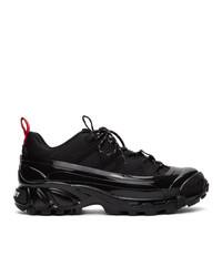 Burberry Black Artur Sneakers