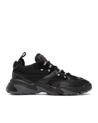 Valentino Black Garavani Vlogo Sneakers