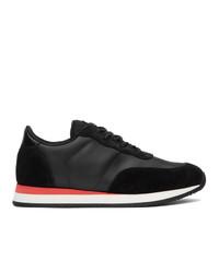 Giuseppe Zanotti Black Jimi Sneakers