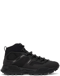 Moncler Black Landscore Boots